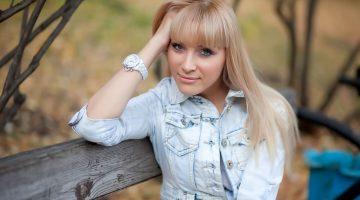 Venäjäläinen nainen ulkomailta